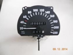 Opel Vektra A, Tachometer