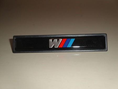 BMW M-3, E36 3er, Emblem